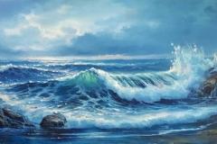 Seascape 10x20